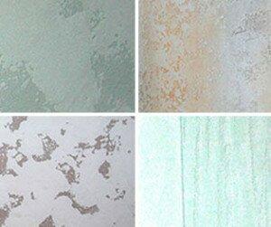 Декоративная штукатурка для стен - особенности декорирования стен, виды штукатурки, стоимость и цены